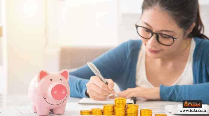 إدارة النساء الأموال