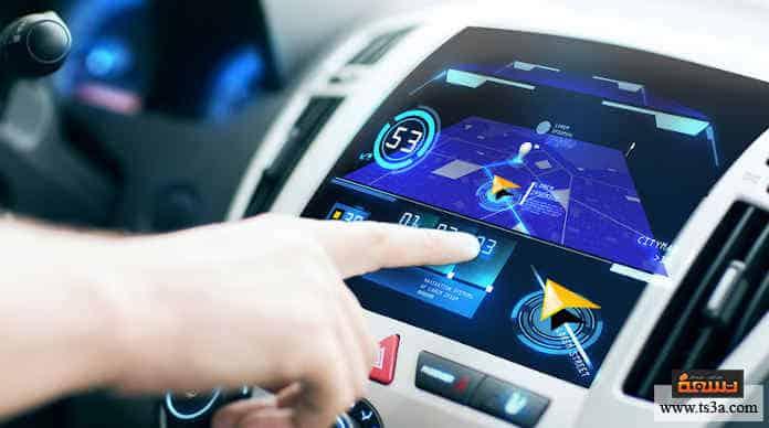 استعمال الـ GPS استخدام جهاز GPS بسيط