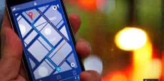 استعمال الـ GPS