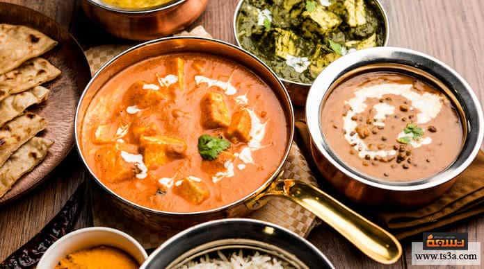 الطعام الهندي تعرف على أنواع الطعام التي يتناولها الناس في الهند