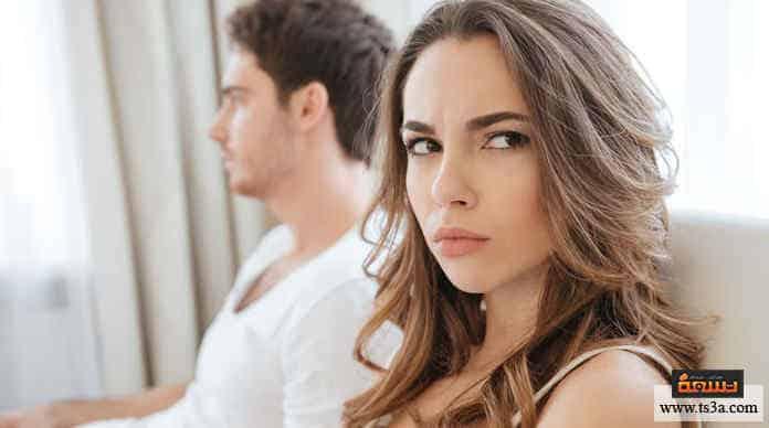 القلق في العلاقة