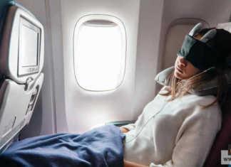 النوم في السفر