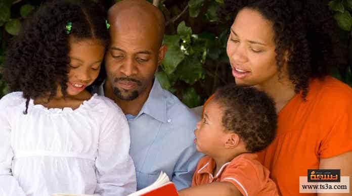 تعليم الطفل القراءة ابدأ بالقراءة معهم من سن مبكرة