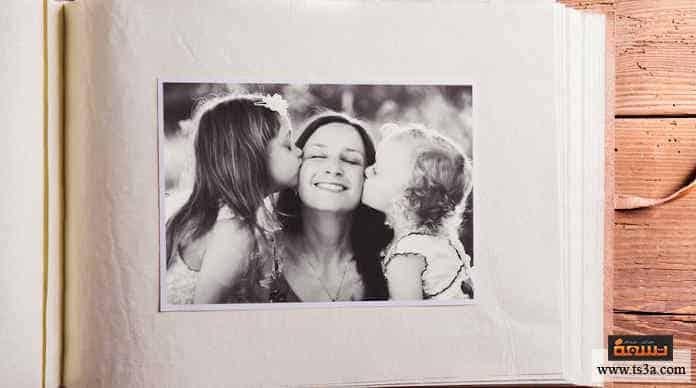 عرض الصور في المنزل قم بعمل حافظة للذكريات