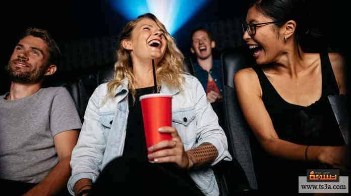 فوائد مشاهدة الأفلام