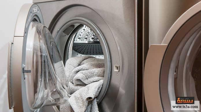 أخطاء غسل الملابس