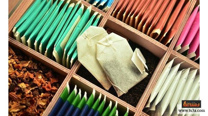 الحقائق المجنونة تم اختراع حقيبة الشاي بطريق الصدفة