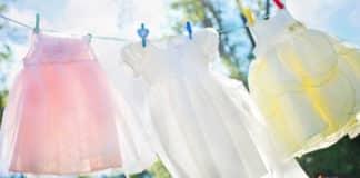 أخطاء تنظيف الملابس