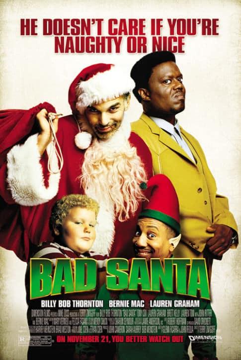أفلام الكريسماس Bad Santa