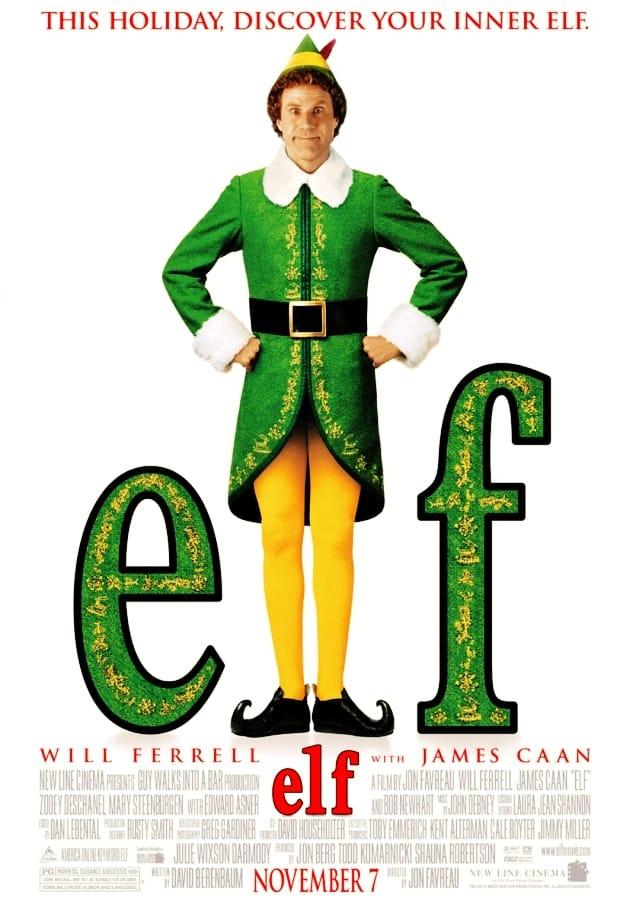 أفلام الكريسماس Elf