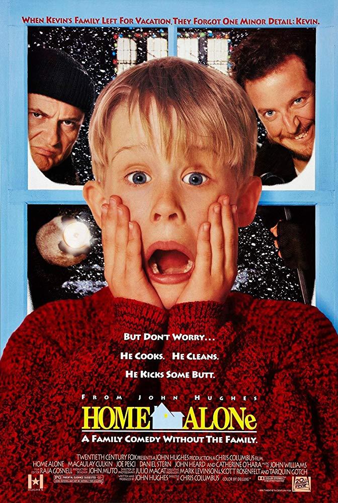 أفلام الكريسماس Home Alone من أفلام الكريسماس الخالدة