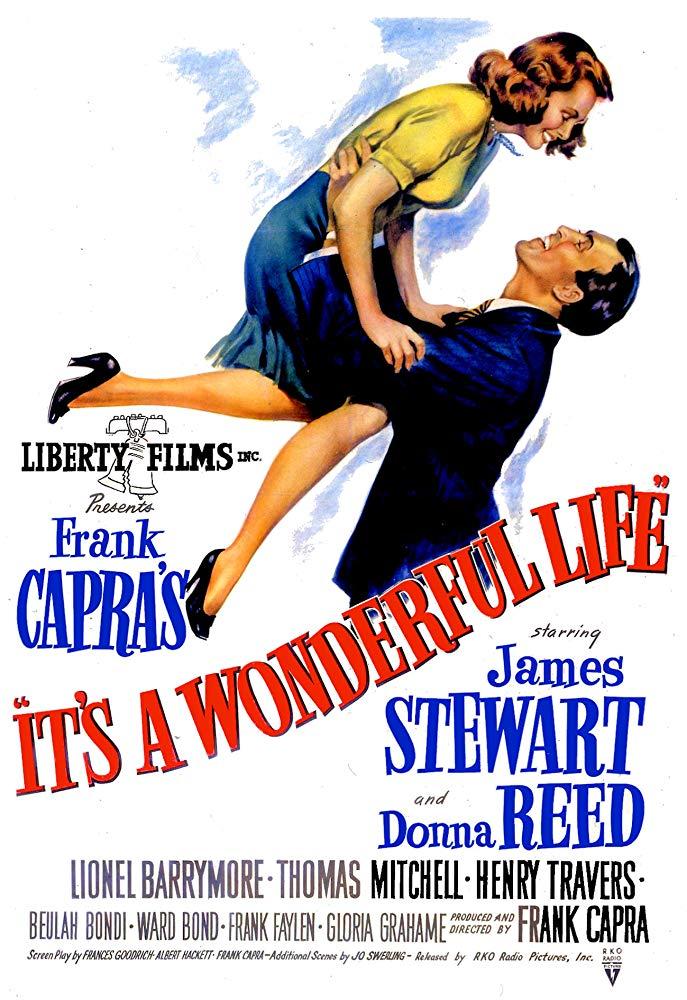 أفلام الكريسماس It's a Wonderful Life من أفلام الكريسماس الكلاسيكية