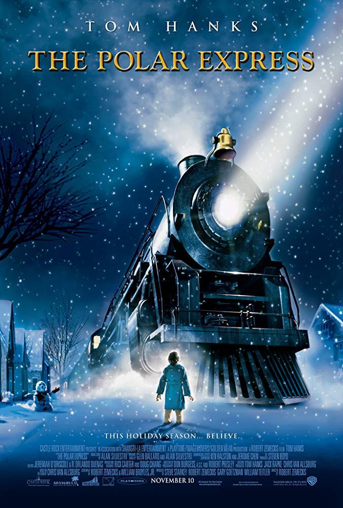 أفلام الكريسماس Polar Express