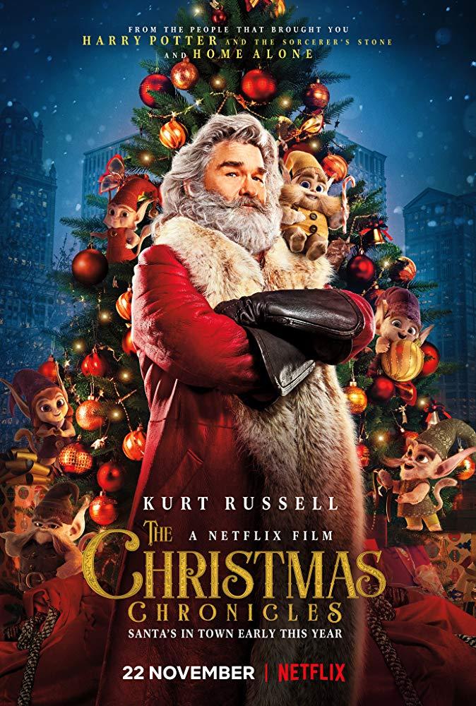 أفلام الكريسماس The Christmas Chronicles من أحدث أفلام الكريسماس