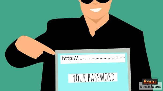 الاحتيال الإلكتروني أنت تعطي معلومات حساسة في مكالمات هاتفية سطحية