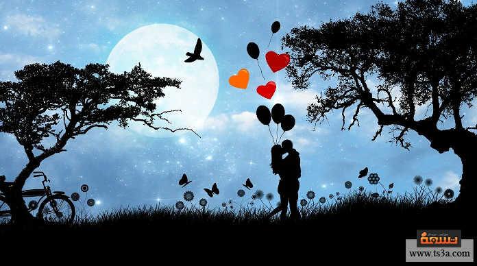 علامات الإخلاص في الحب أنه ملتزم تماما لك وعلاقتك معا