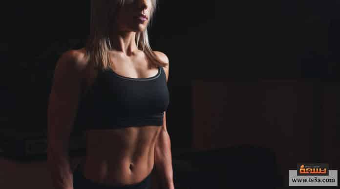 التدرج في شدة التمرينات والأوزان