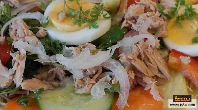 التونة المعلبة خيار جيد لإعداد إفطار صحي رخيص (أقل من 1 دولار للوجبة)