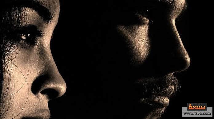الحب أعمى لكن ليس هناك عالم خيالي للمشاعر وحدها