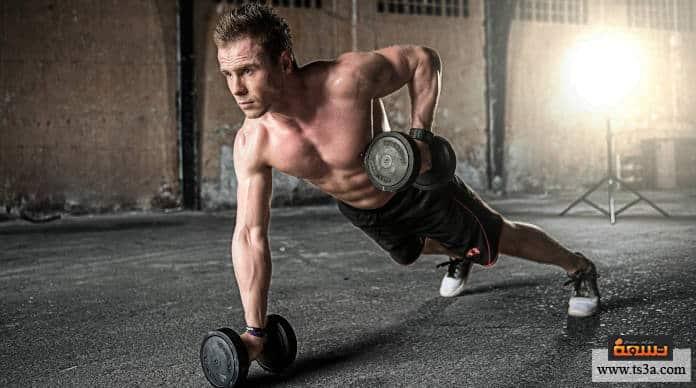 ما الذي يسبب ألم بعد التمرين؟