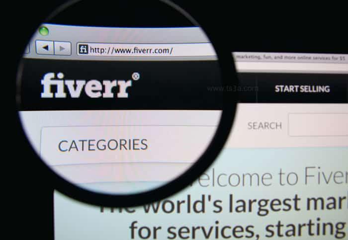 موقع فايفر Fiverr