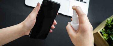 كيفية تنظيف الأجهزة الإلكترونية